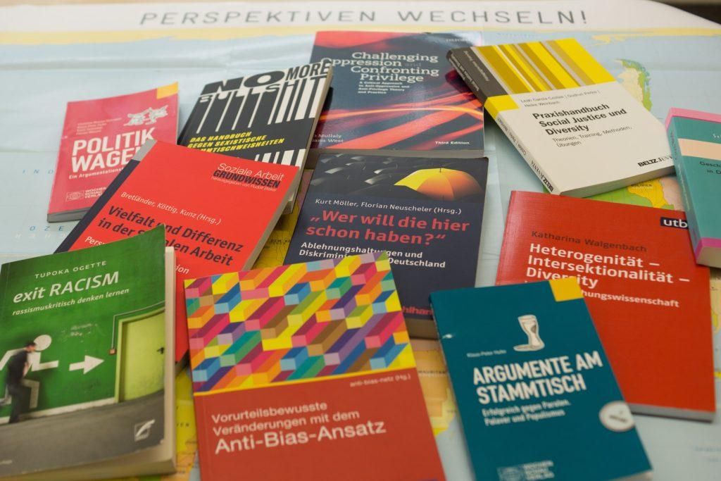 Bücher, Literatur zum Thema